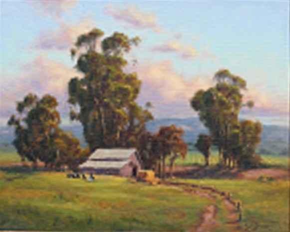 California Harvest by  Sally  Jordan - Masterpiece Online