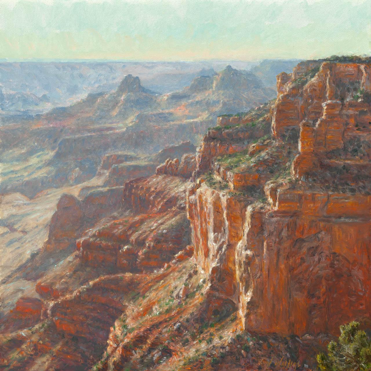 Vista West: Cape Royal by Mr. Curt Walters - Masterpiece Online