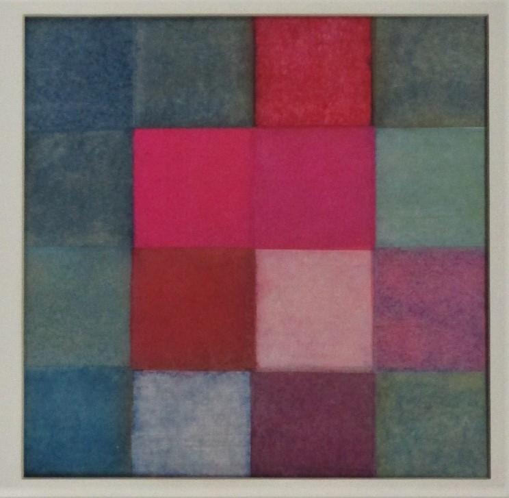 Unknown (tissue grid) by  Martha Pedersen - Masterpiece Online
