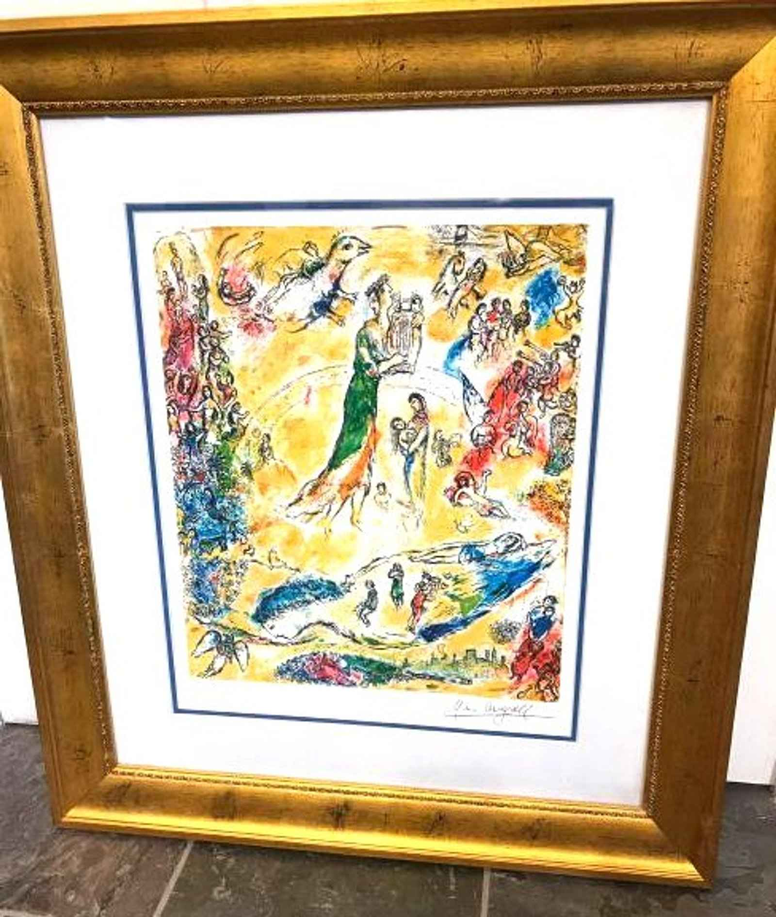 Source of Music by  Marc Chagall - Masterpiece Online