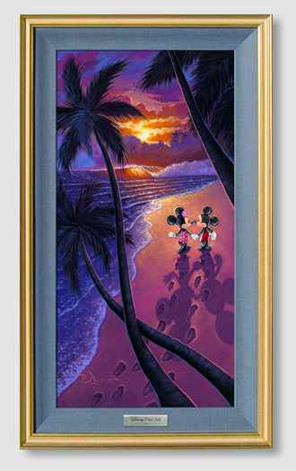 Sunset Stroll (Silver... by  Tim Rogerson - Masterpiece Online