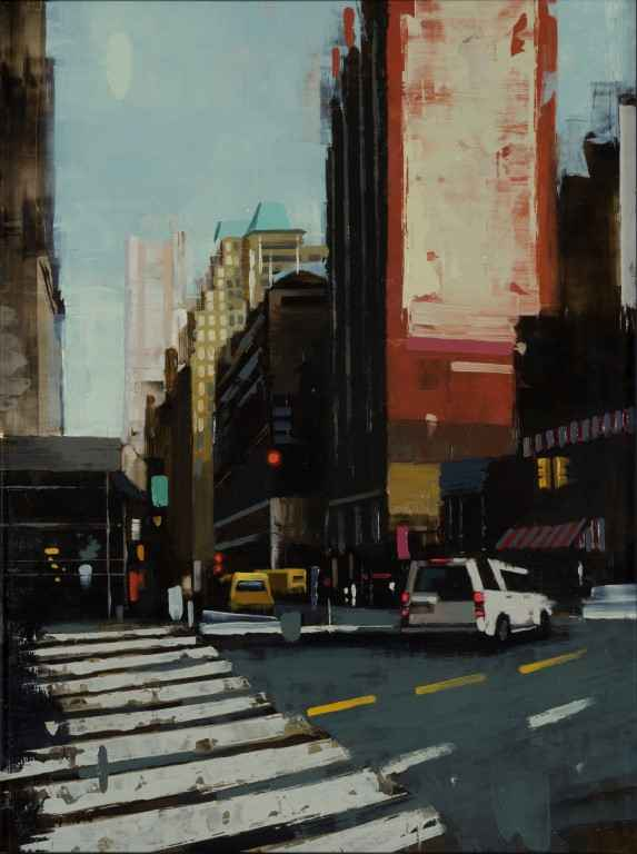 West 34th by  Kevin Kusiolek - Masterpiece Online
