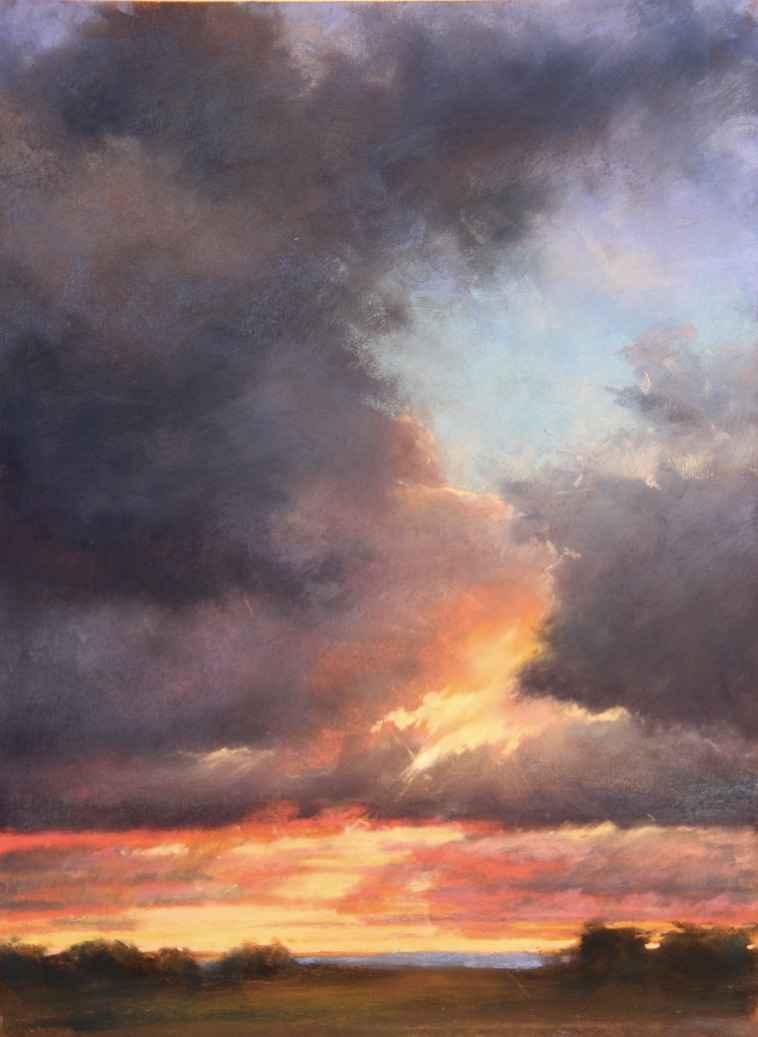 Evening Show  by  Amanda Houston
