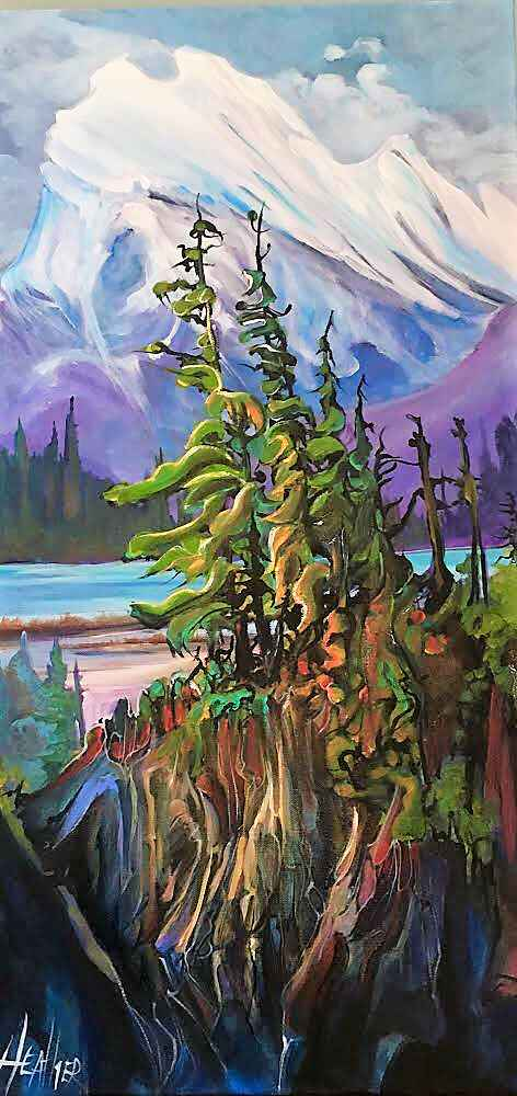 Requiem At Rundle by  Heather Pant - Masterpiece Online