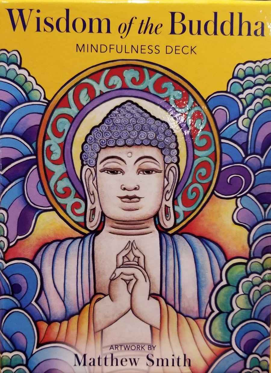 Wisdom of the Buddha ... by  Matthew Smith - Masterpiece Online