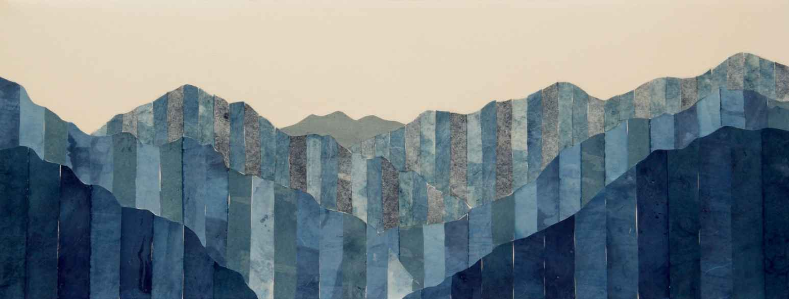 Sierra Azul by  Yoshi Nakagawa - Masterpiece Online