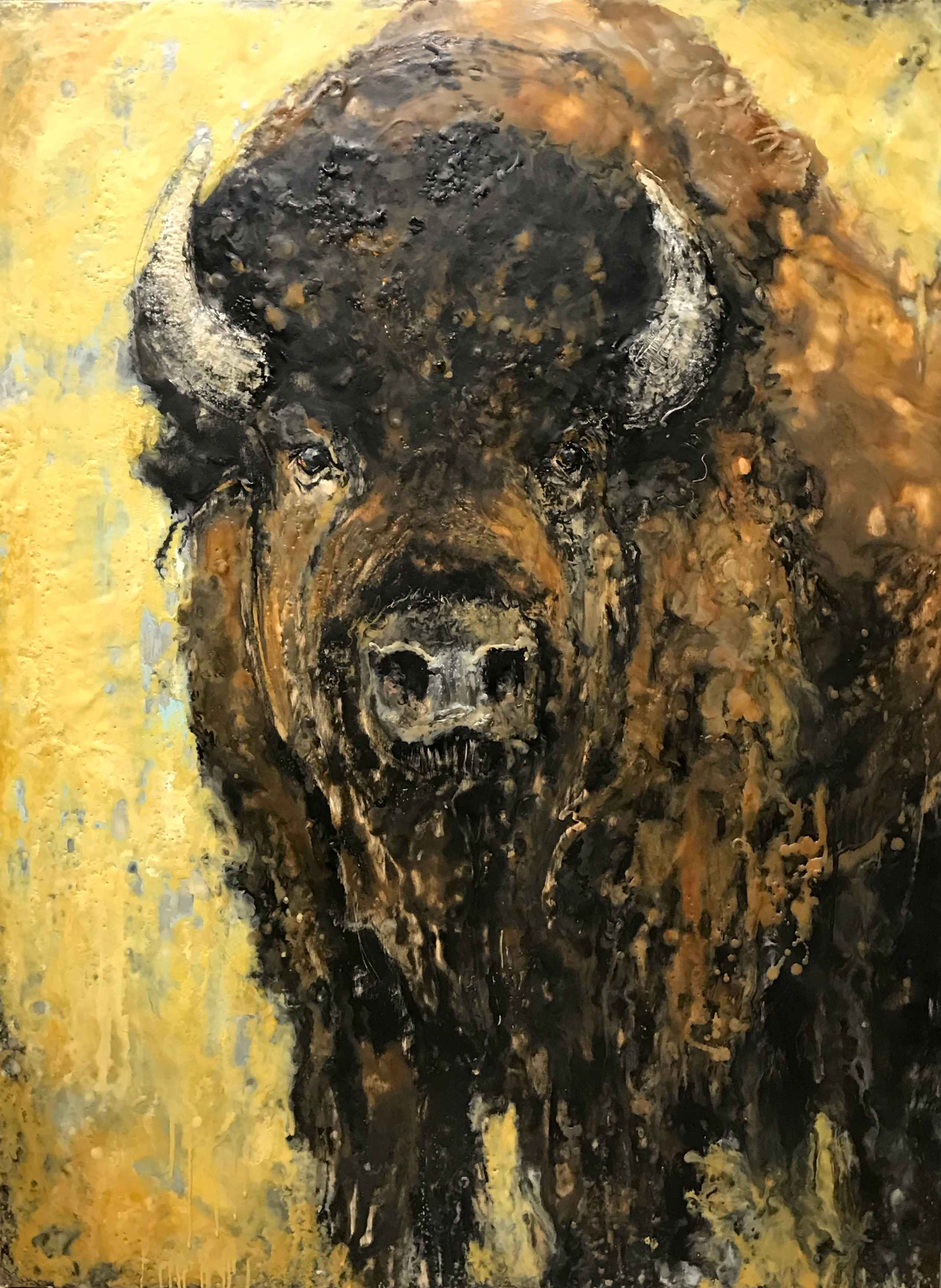 Presence by  Kathy Bradshaw - Masterpiece Online