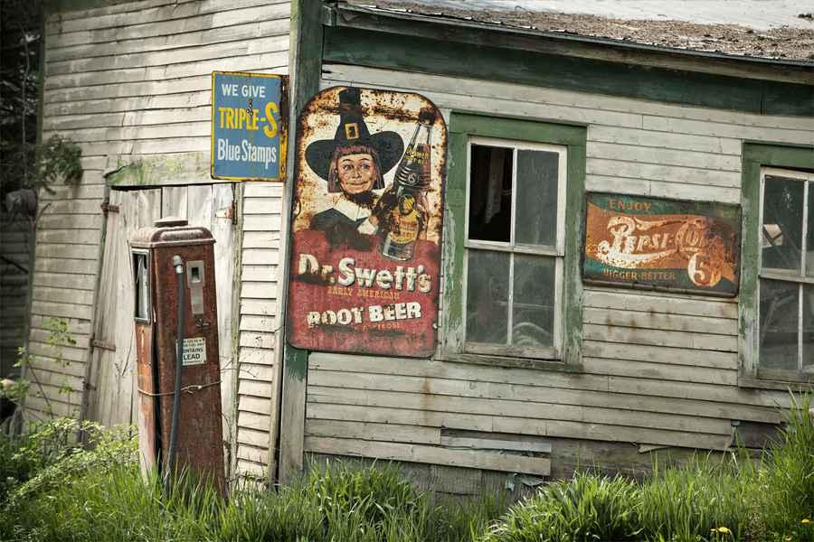Filling Station 1 by  Jim Westphalen - Masterpiece Online