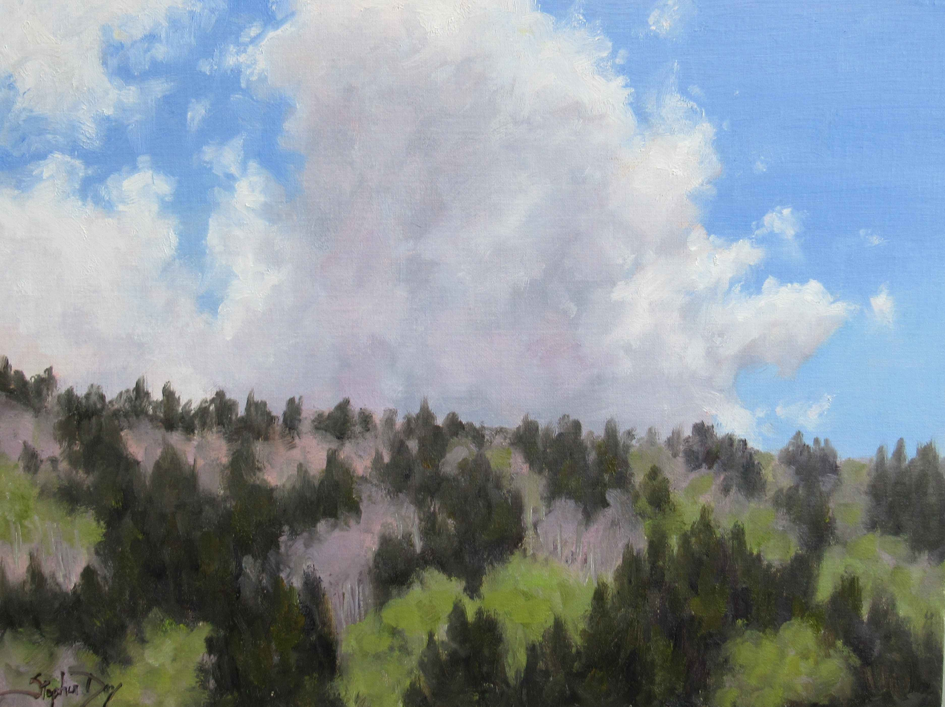 Spring Clouds by  Stephen Day - Masterpiece Online