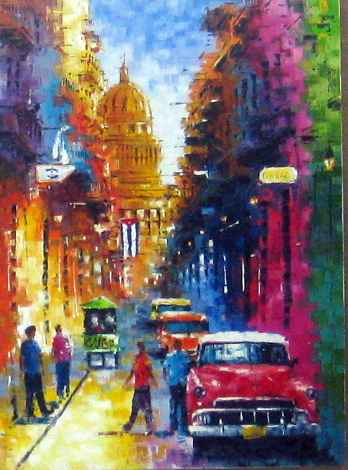 Yago by  Alexander Cervantes Pupo - Masterpiece Online