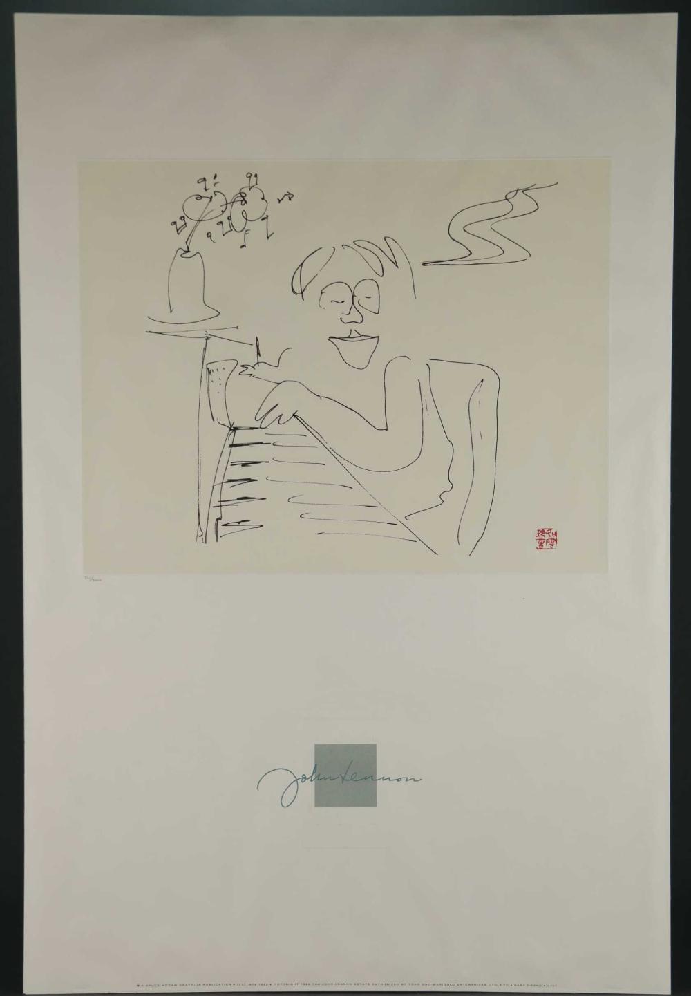 Baby Grand by  John Lennon - Masterpiece Online