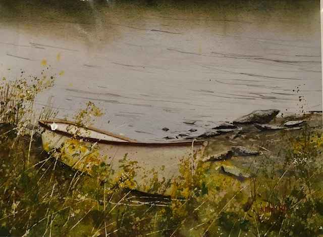 Beached by  Nancy Motley Walton - Masterpiece Online