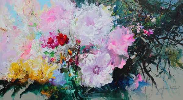 Color Rebellion by  Alexei Antonov - Masterpiece Online