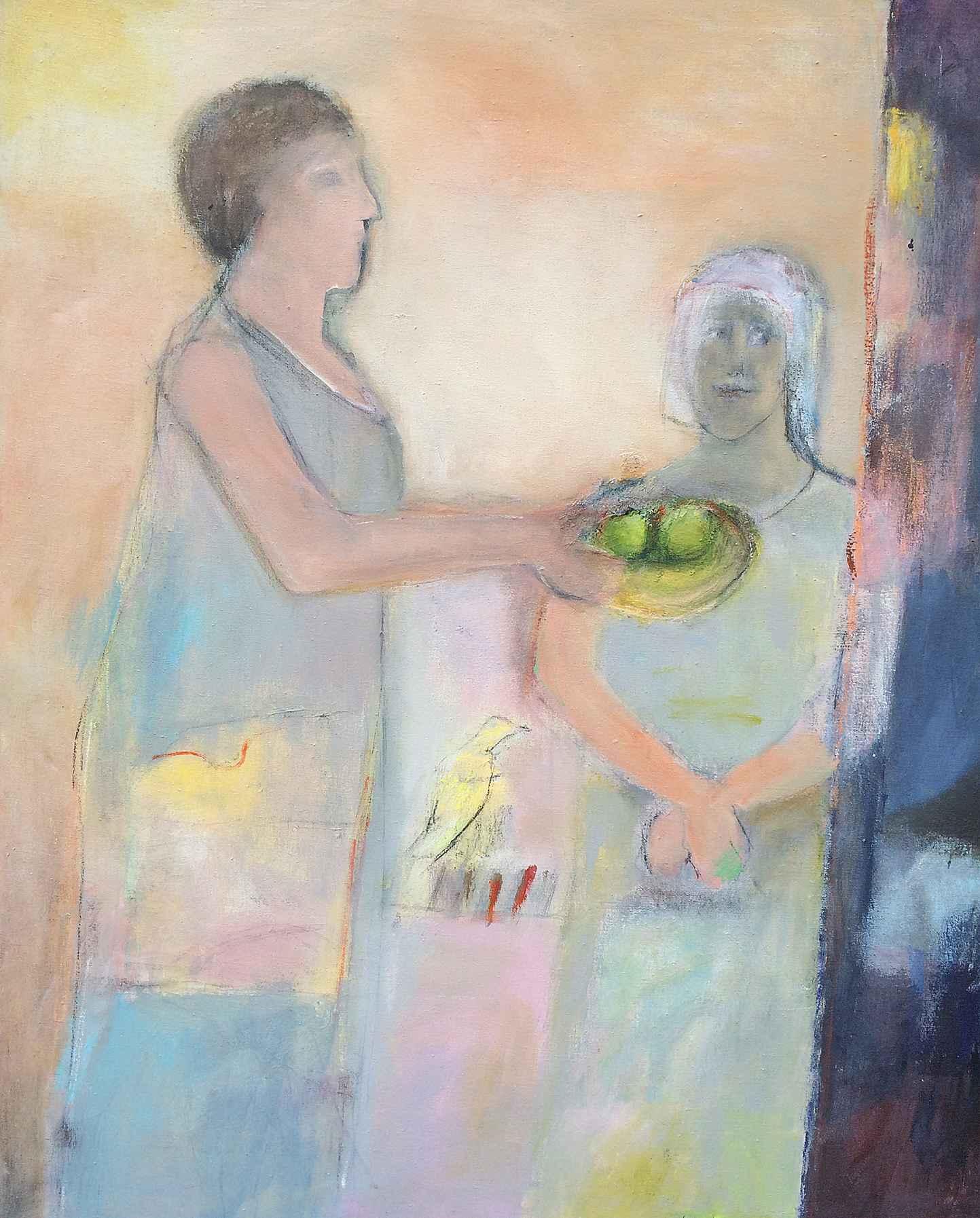 When Knights Were Gold by  Rose Abrahamson - Masterpiece Online