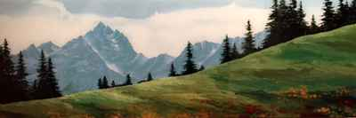 High Country Summer by  Robert Charon - Masterpiece Online