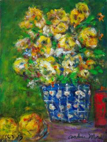 Still Life with Flowe...