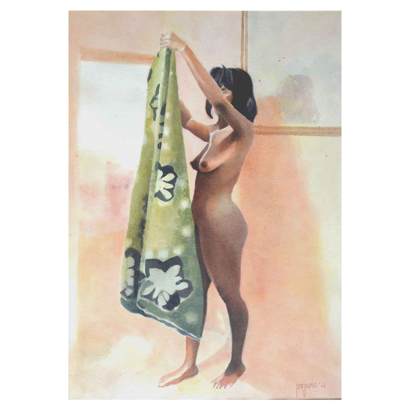 The Wrap by Mr Segun Adejumo - Masterpiece Online