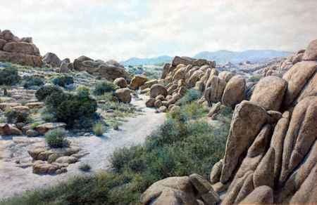 Rock Wash by  Bernard Wynne - Masterpiece Online