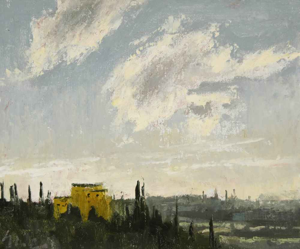 Clouds - Tuscany by  Steven Lee Adams - Masterpiece Online