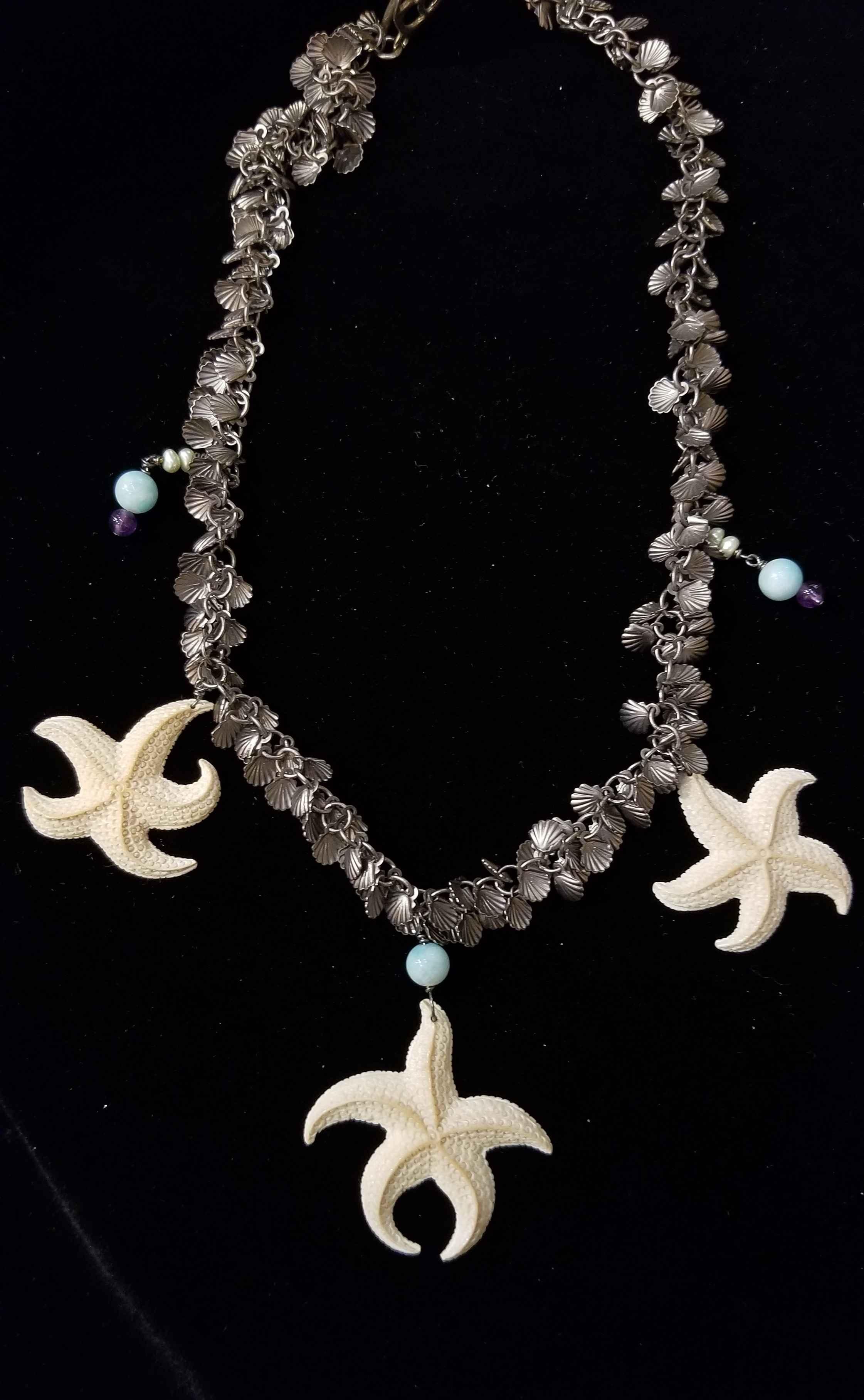 Sea Stars by  Susan Tereba - Masterpiece Online