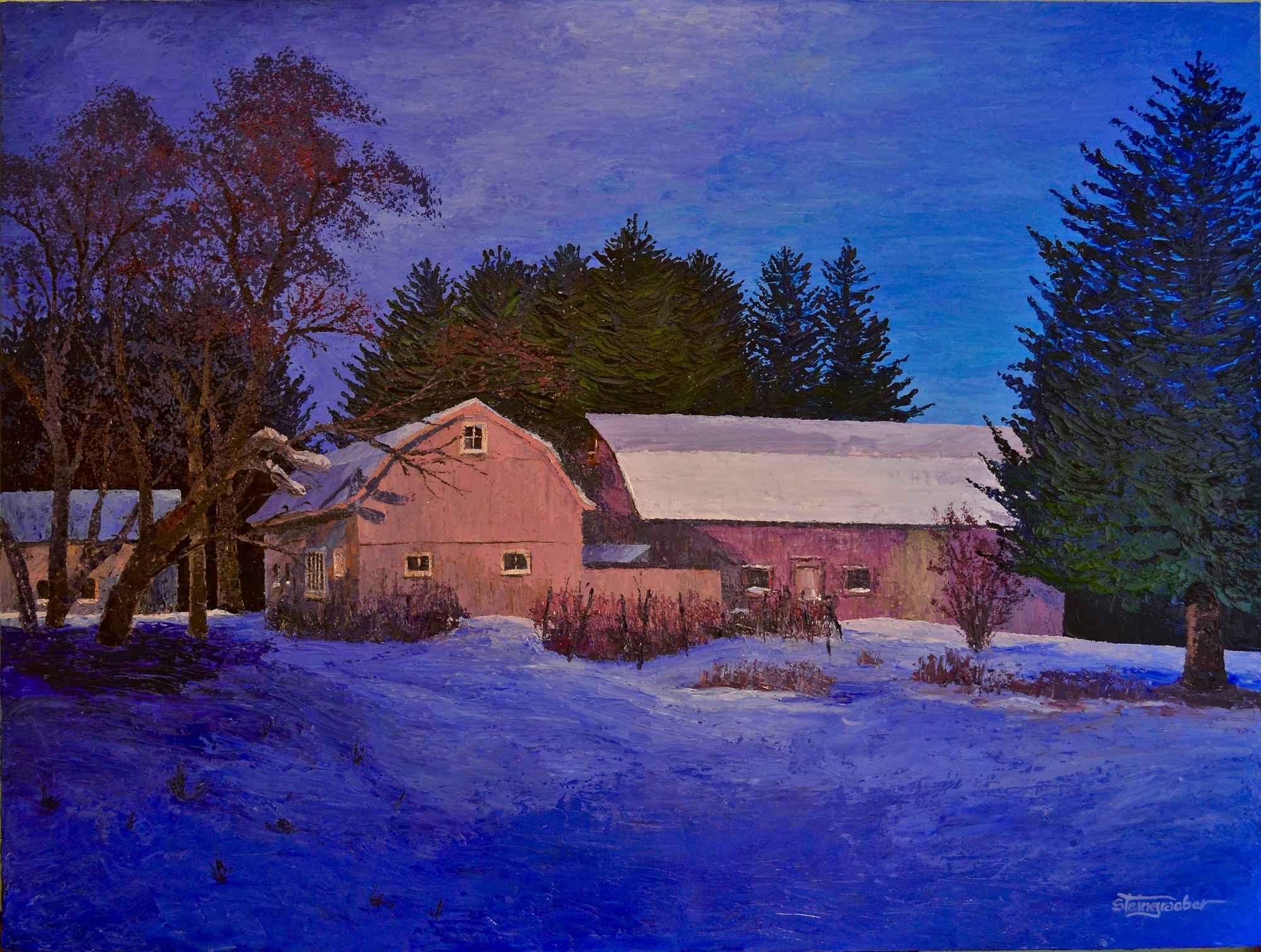 Winter Morn by Mr. Jerry Steingraeber - Masterpiece Online