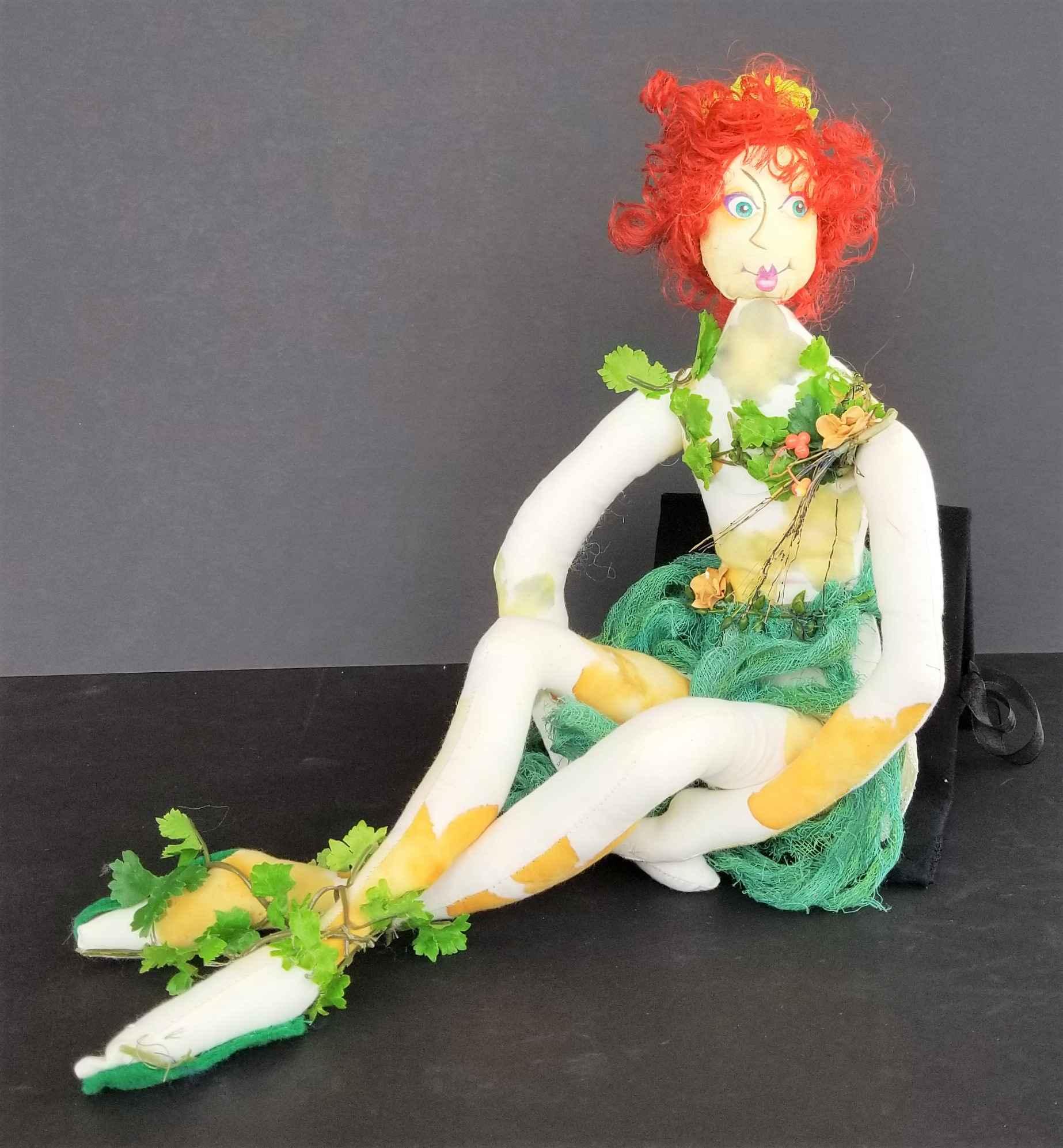 Garden Girl by  Jane Steingraeber - Masterpiece Online