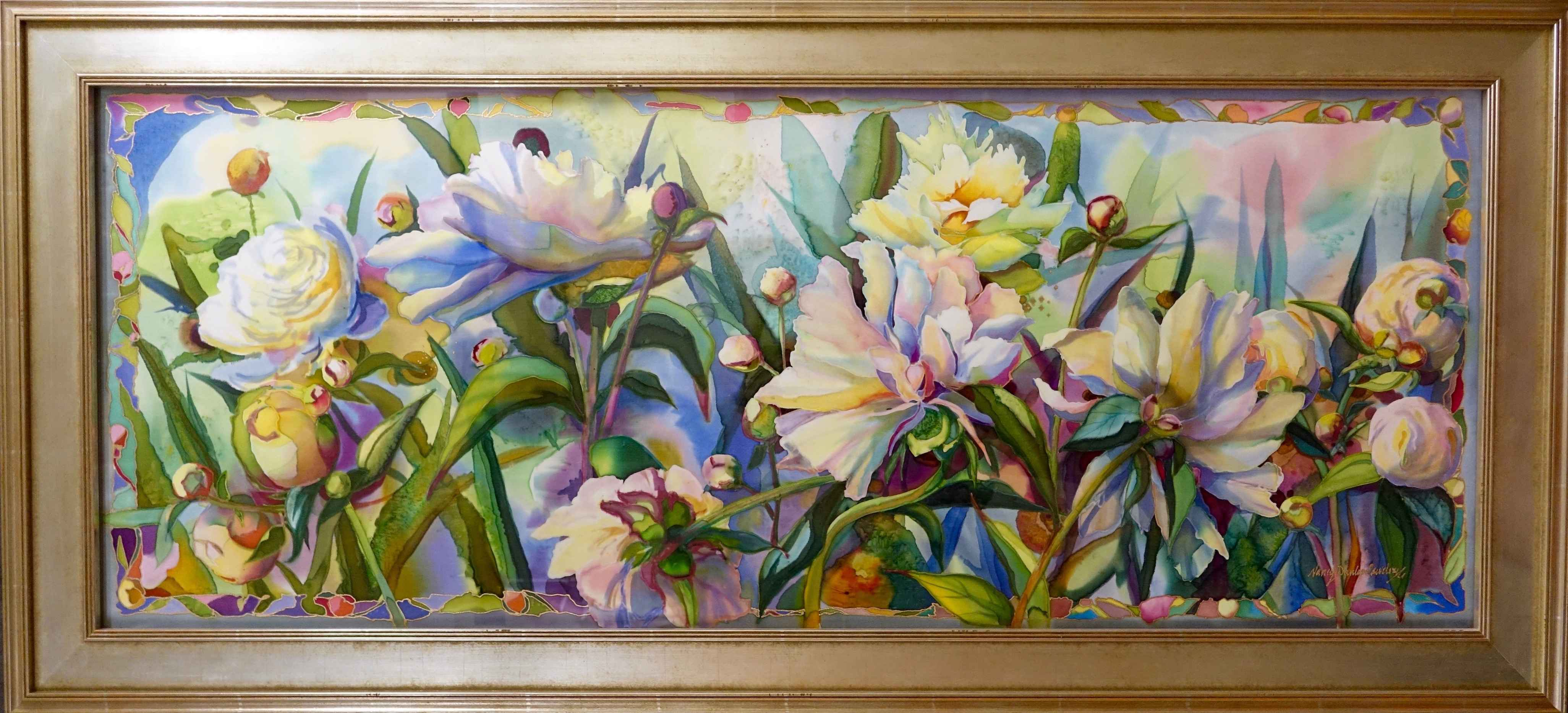 Glory Days by  Nancy Cawdrey - Masterpiece Online