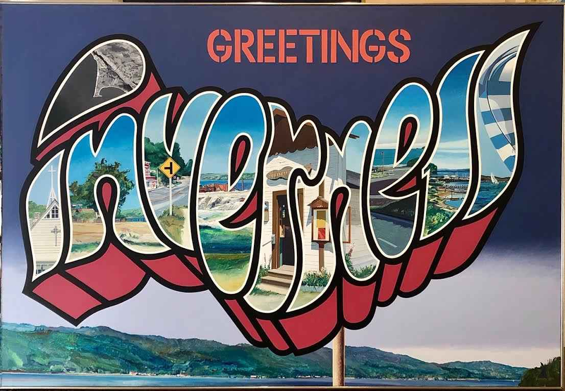 Greetings, Inverness  by  Darrell Forney