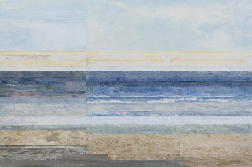 Pacific II by Ms. Gwen Davidson - Masterpiece Online
