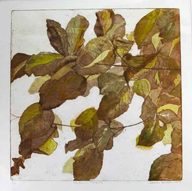 Autumn Leaves by  Sarah Seddon - Masterpiece Online