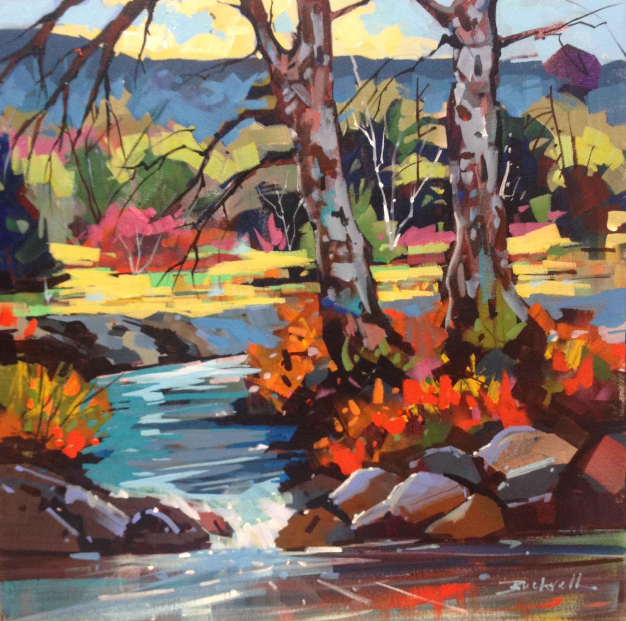 Summer Creek by  Brian Buckrell - Masterpiece Online