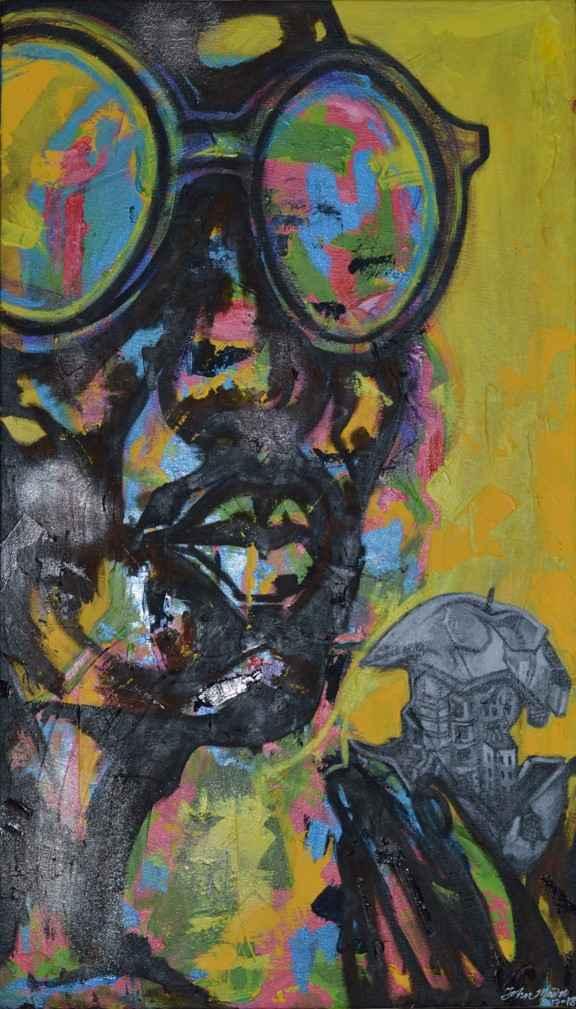 Consumption by Mr John Madu - Masterpiece Online