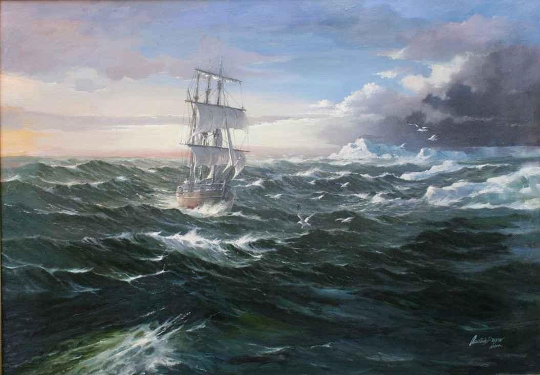 Endurance in the Wedd... by Mr Austin Dwyer, ASMA - Masterpiece Online