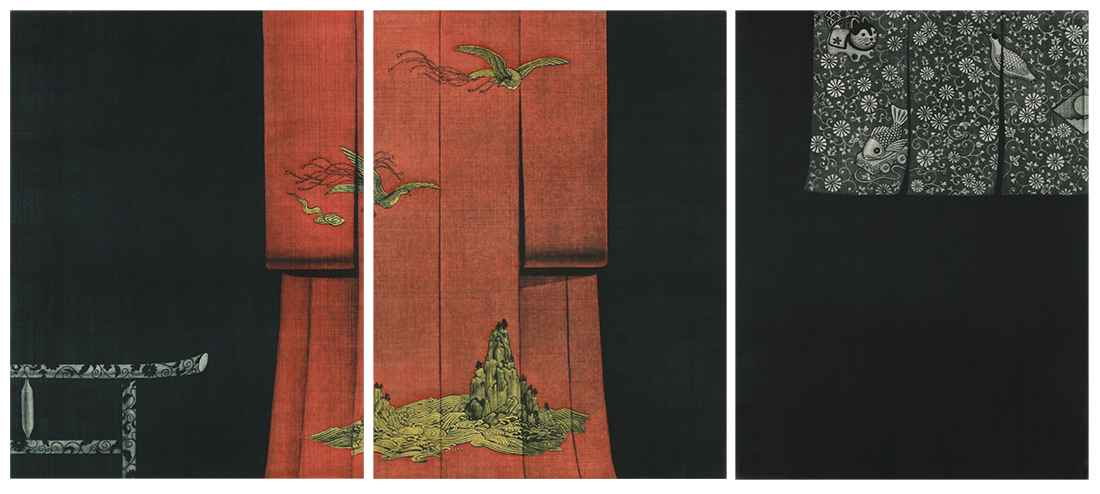 Kimono-Celebration (T... by  Katsunori Hamanishi - Masterpiece Online