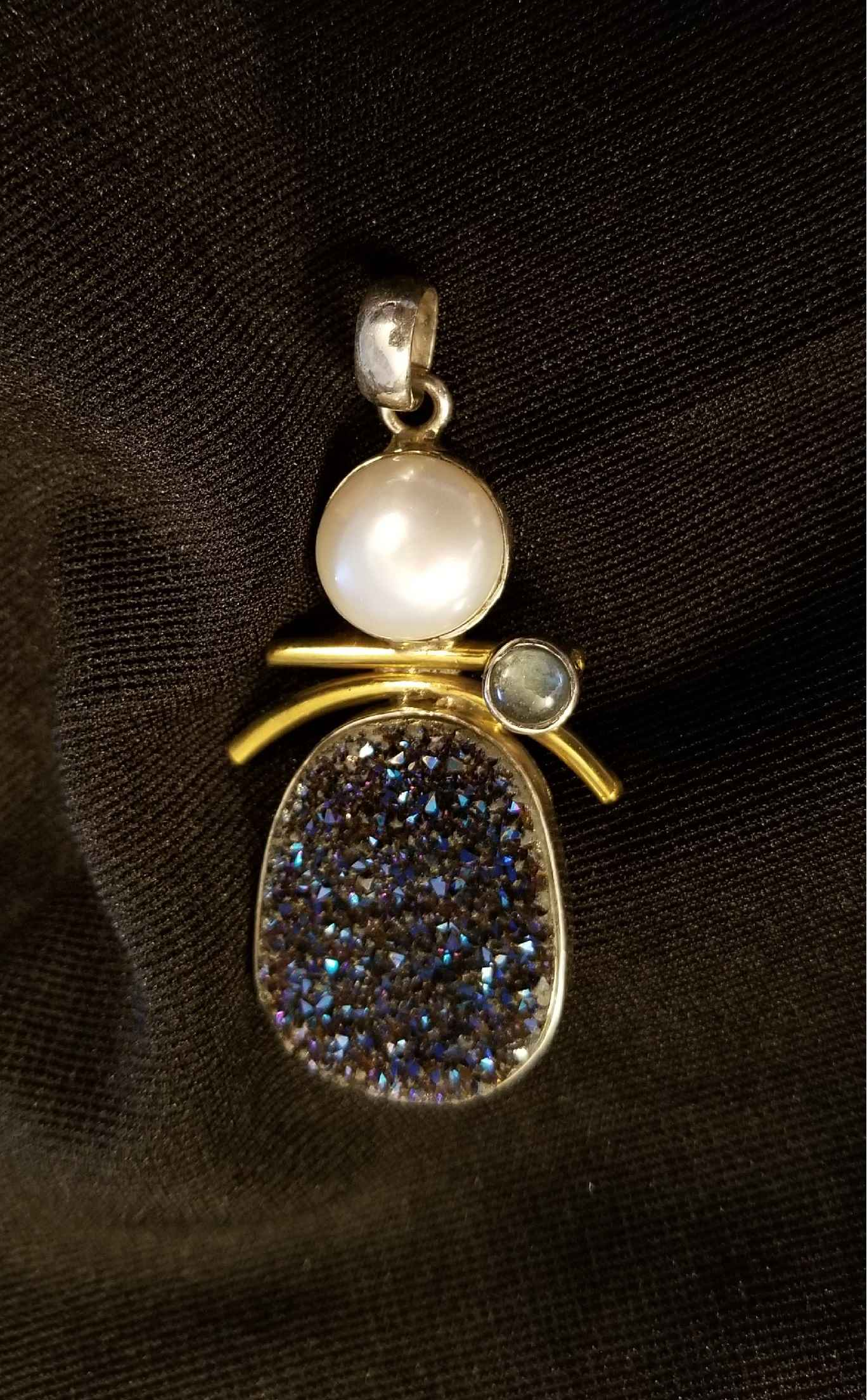 Pendant - FW Pearl - ... by  Gallery Pieces - Masterpiece Online