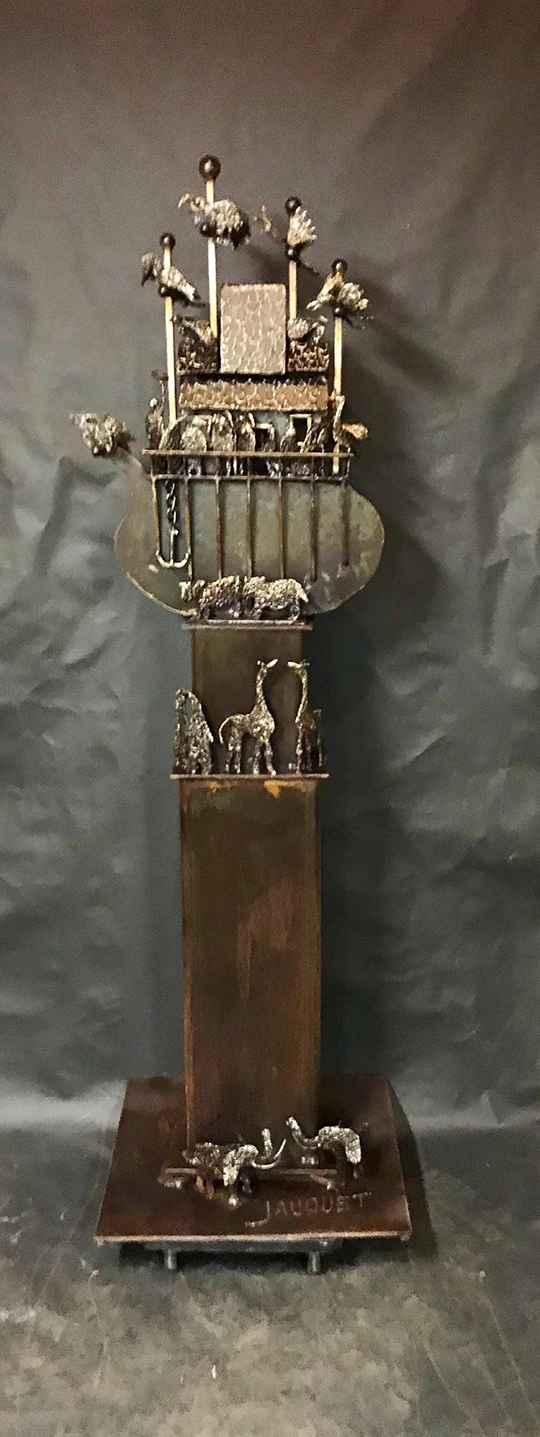 Noah's Ark sculpture