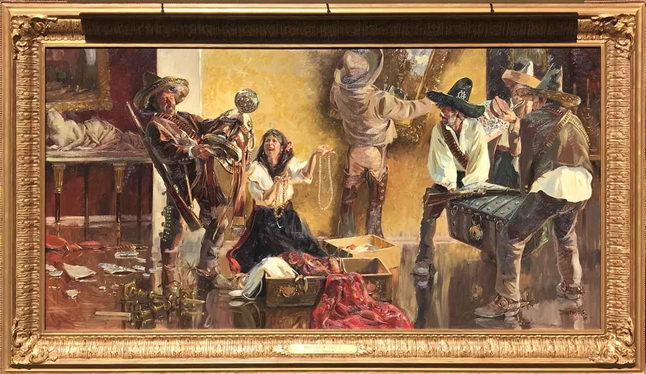 Redistribution of Wea... by Mr. & Mrs. John Moyers - Masterpiece Online