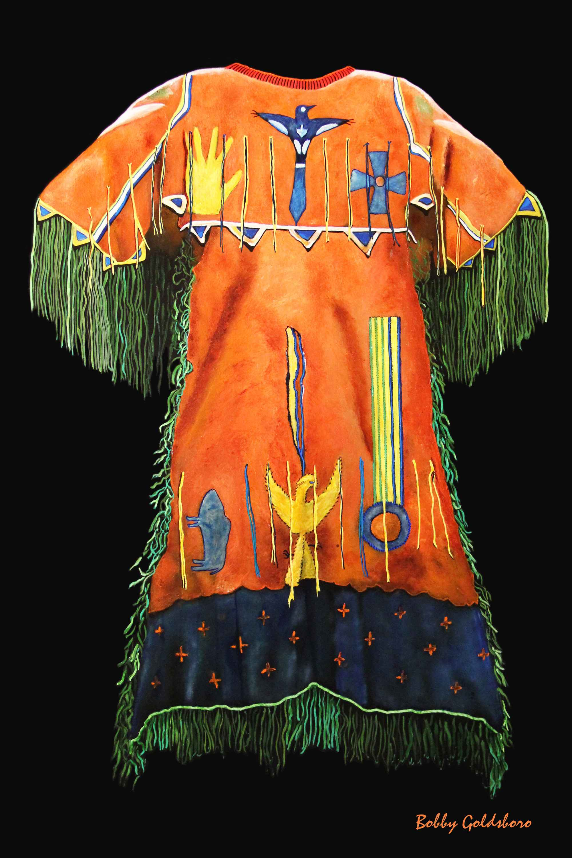 Arapaho Ceremonial Dr... by  Bobby Goldsboro - Masterpiece Online