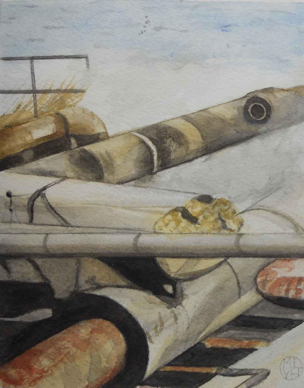 Perizia by  Marie-Laure VAN HISSENHOVEN - Masterpiece Online