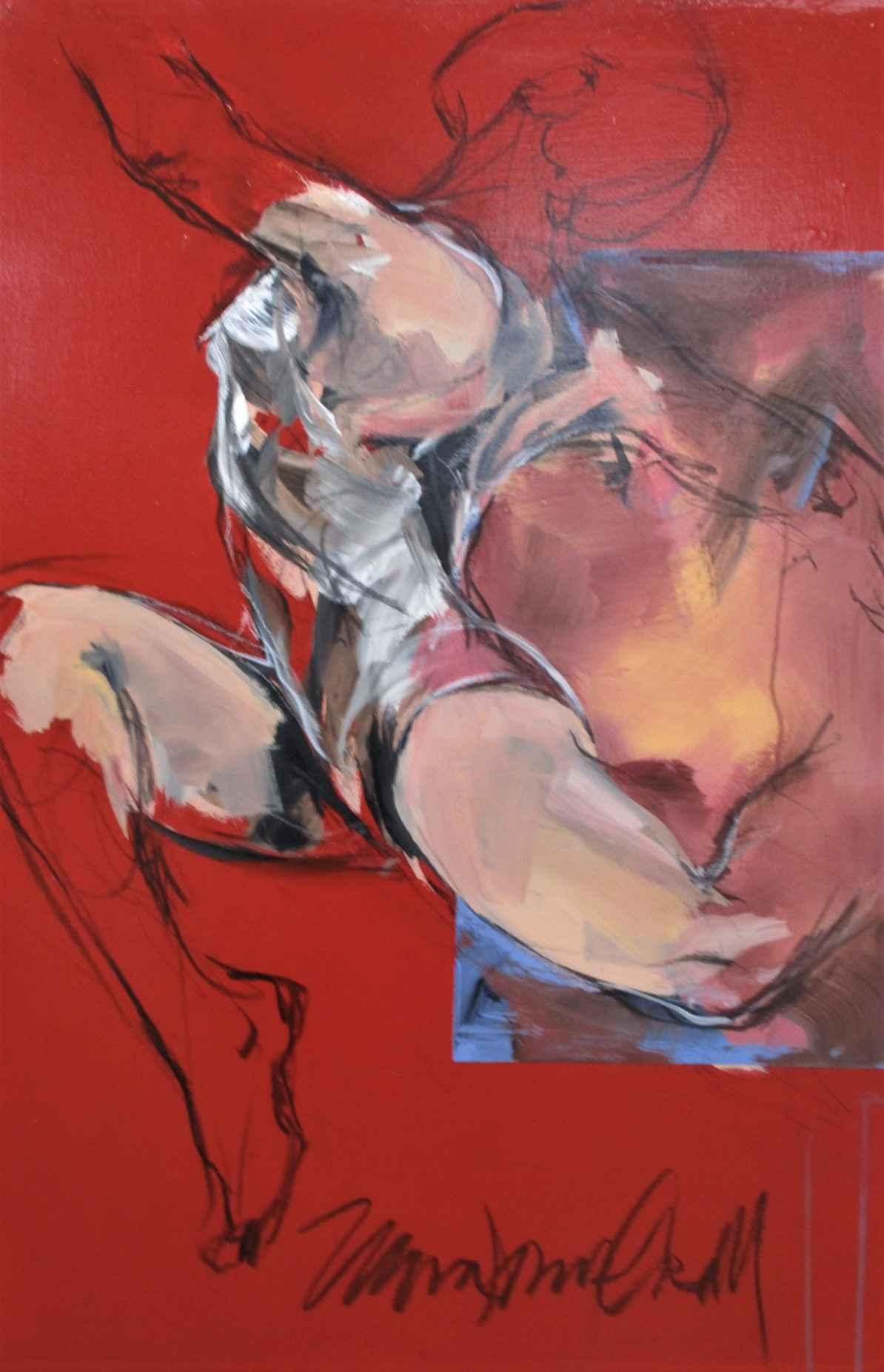 Unknown (Dancer) by  Mona Jones Cordell - Masterpiece Online
