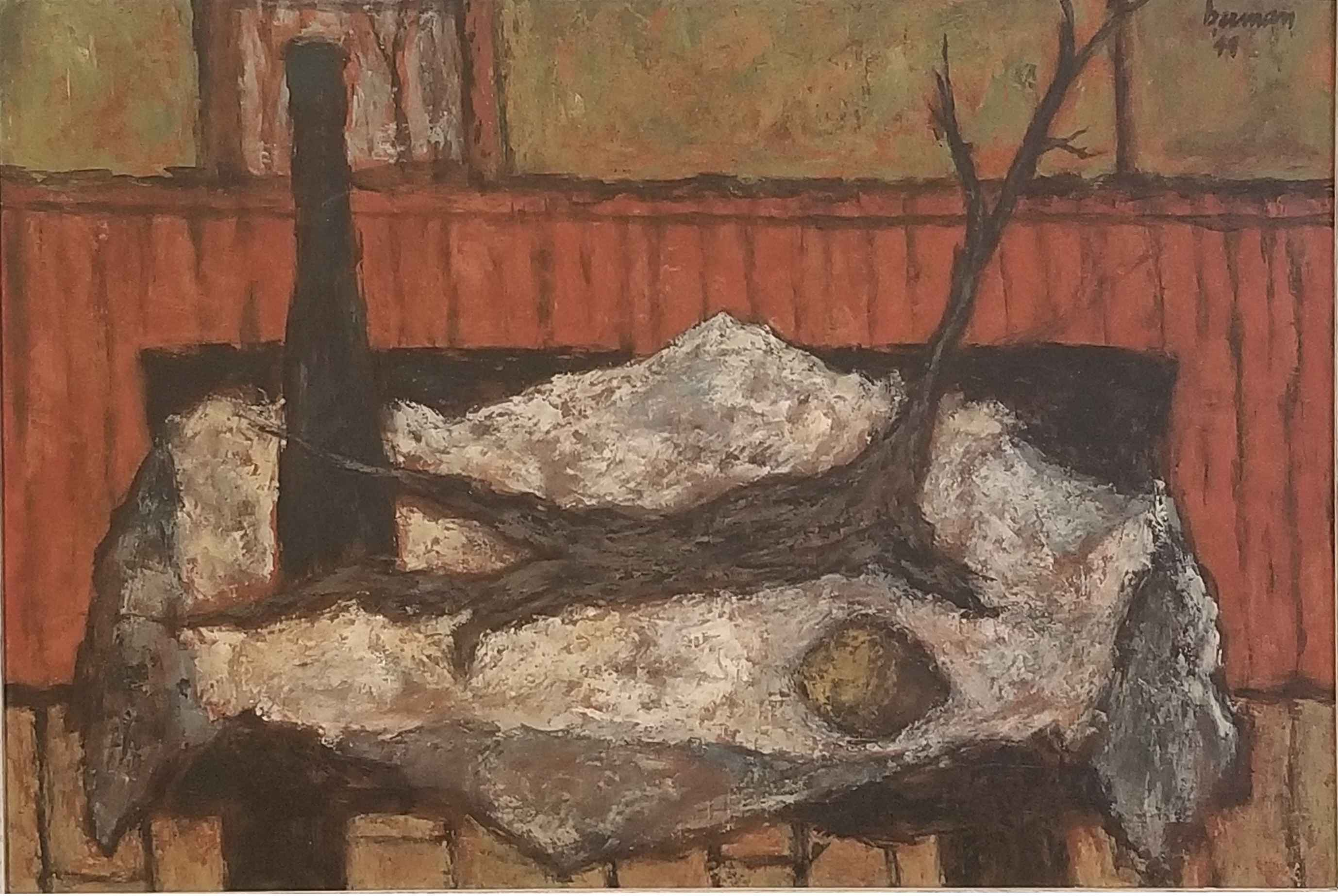 Still Life with White... by Mr. Fred Berman - Masterpiece Online