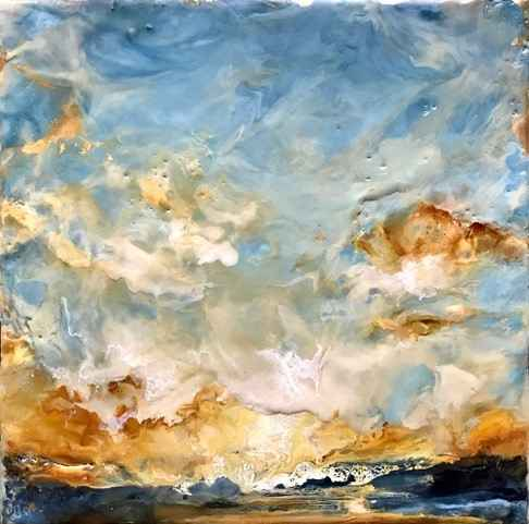 I Can Hear the Ocean by  Kathy Bradshaw - Masterpiece Online