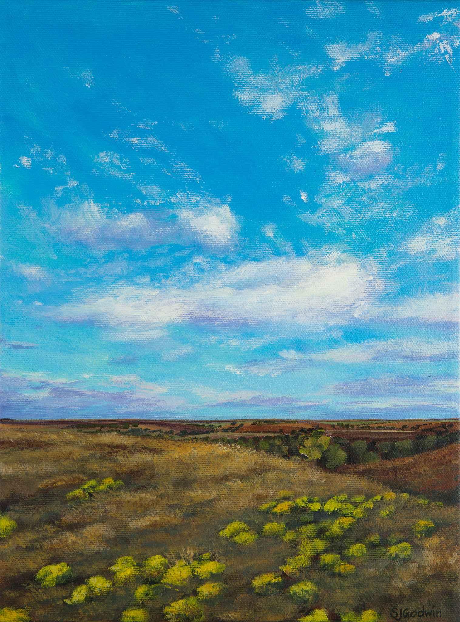 Nature's Palette by  Sue Godwin - Masterpiece Online