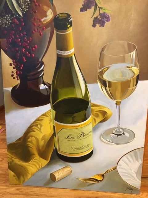 Elegance in Gold by   Stiltz, Thomas - Masterpiece Online