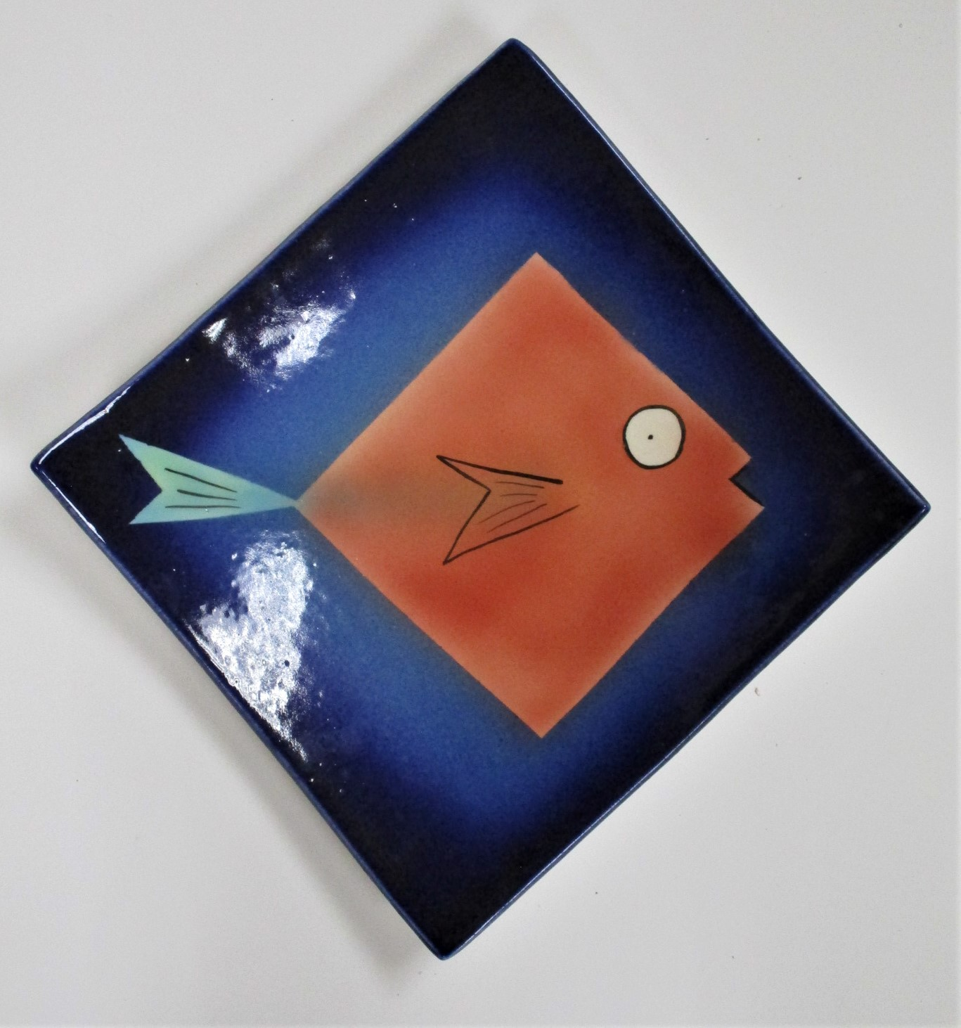 Title Unknown (fish) by  Dorothy Steele - Masterpiece Online