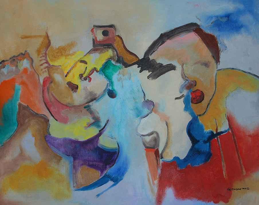 Childhood Memories  by  Georges DESARMES