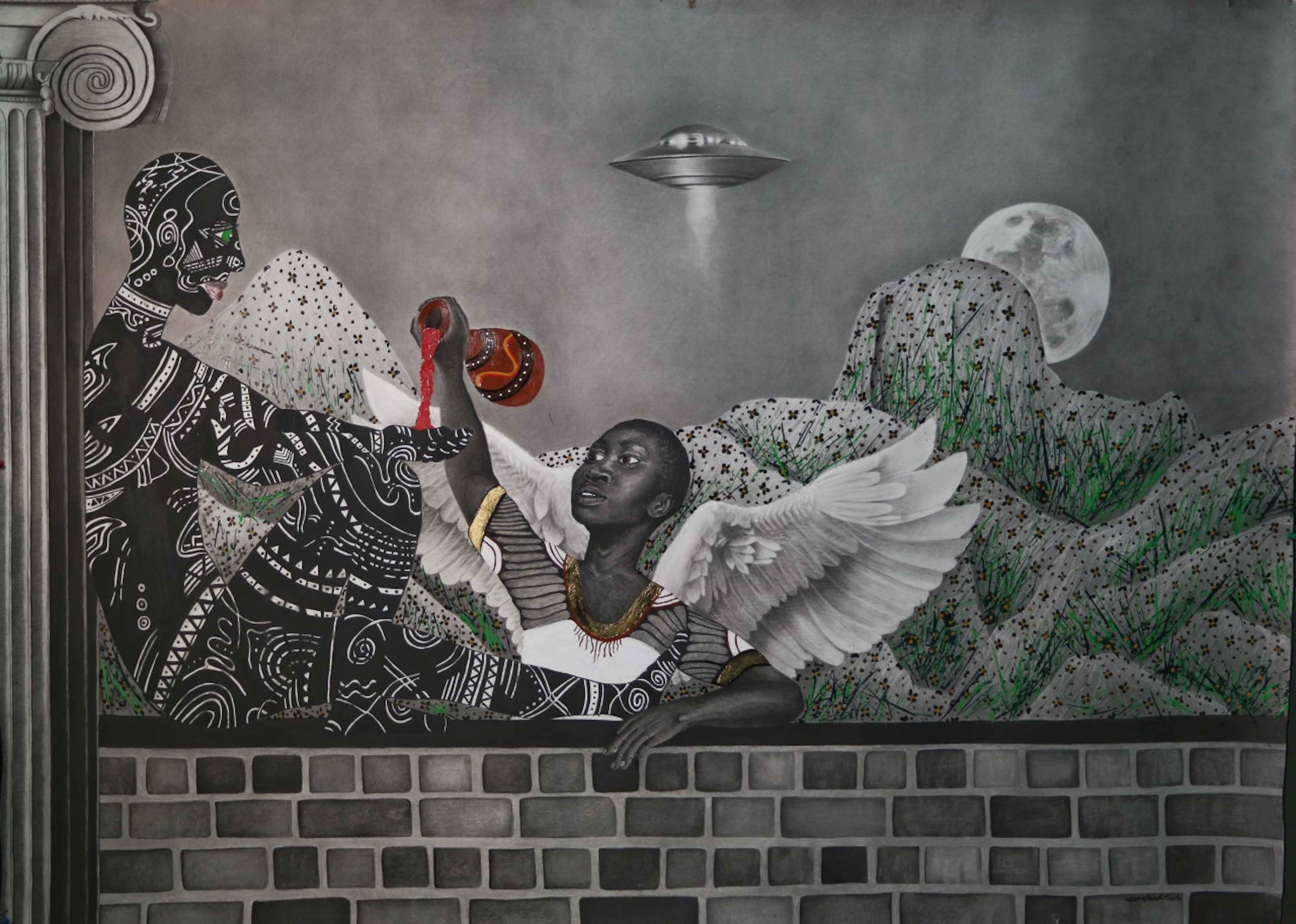 The Gift by Mr Kelechi Charles Nwaneri - Masterpiece Online