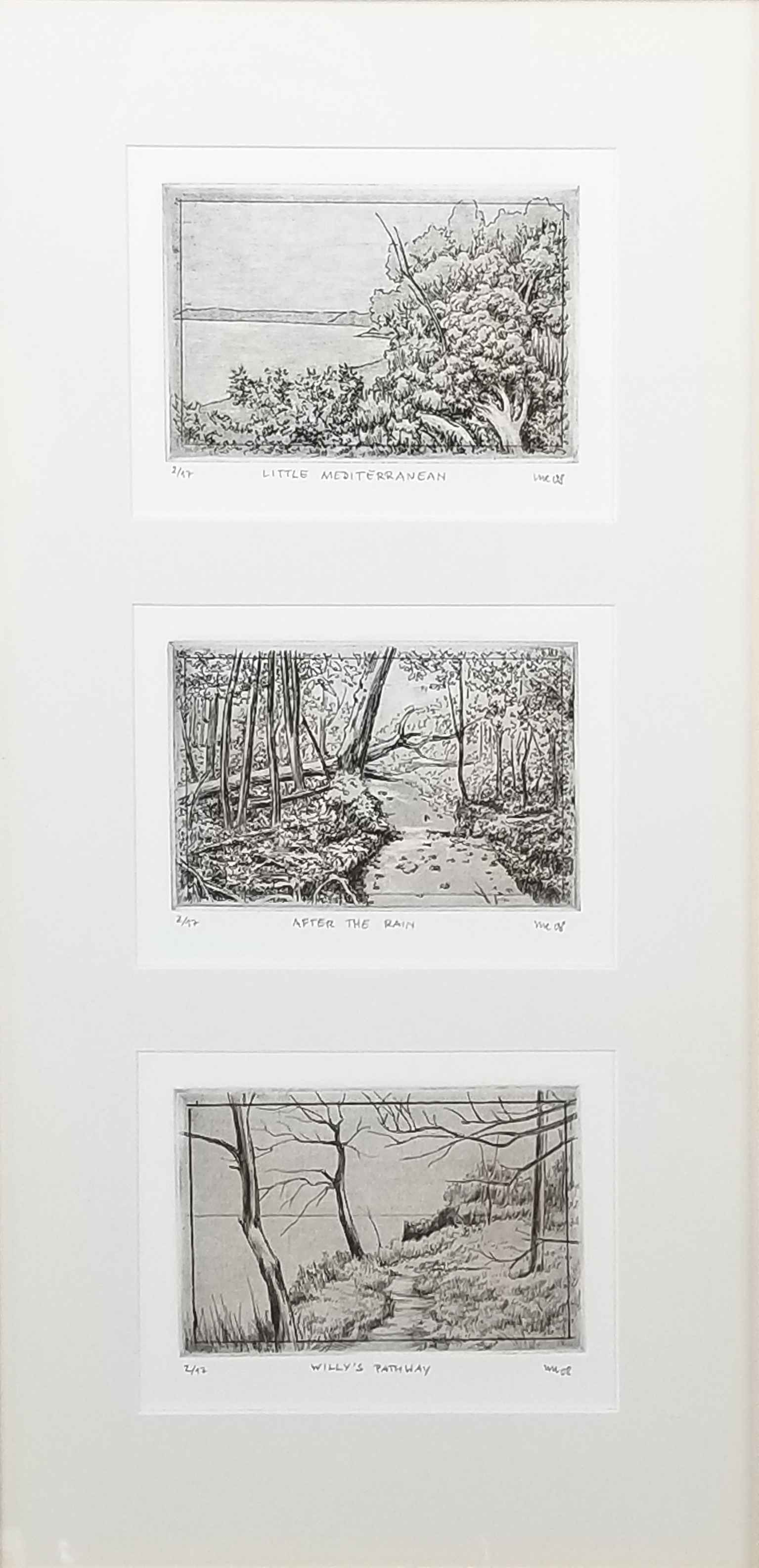Lakeshore III by  Michael Kutzer - Masterpiece Online