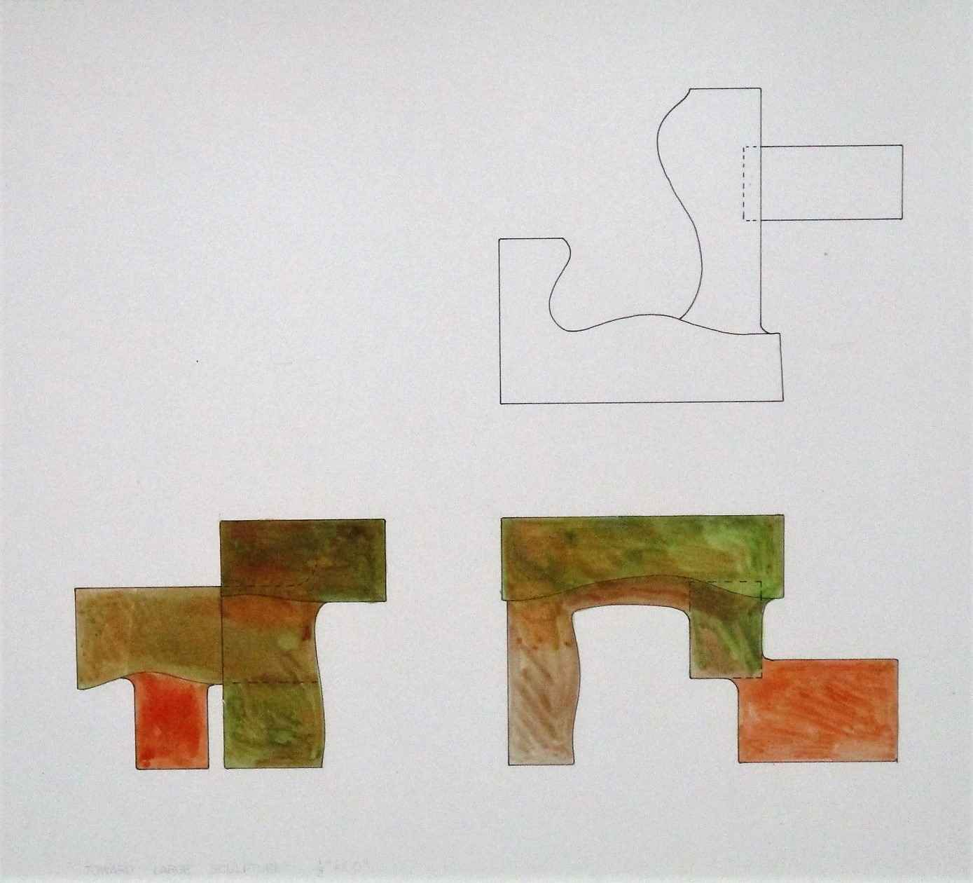 Untitled (Drawing for... by  Lee Kelly - Masterpiece Online