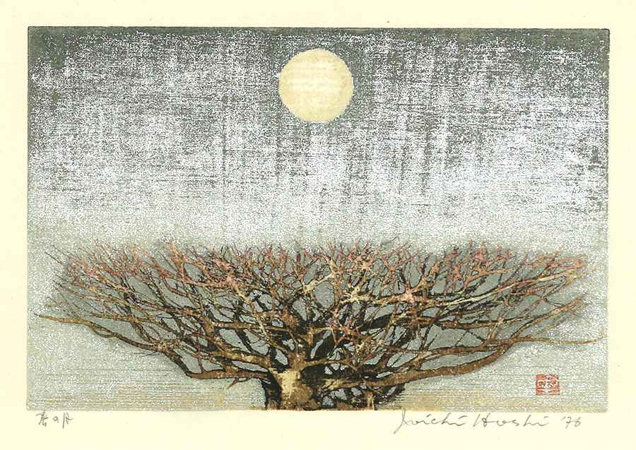 Spring Moon by  Joichi Hoshi - Masterpiece Online